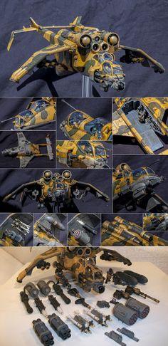 Imperial Guard Vendetta / Valkyrie / Vulture (reposted)