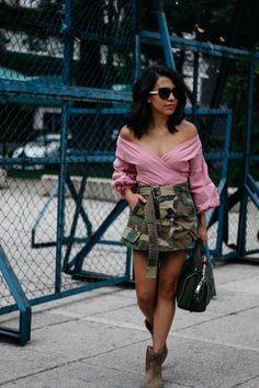High On Fashion by Gina Ortega   #MBFWMx Fifth Day