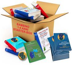 STARTER-BOX Bambino 1-4 anni: il metodo #Feuerstein alla portata di tutti i genitori per lo #sviluppocognitivo dei propri bambini. Con questa starter box avrai tutto ciò che serve per iniziare ad applicare il METODO FEUERSTEIN con il tuo bambino e nella tua famiglia in modo semplice ogni giorno. Scopri cosa contiene.