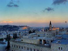 Jerusalem Penthouse Jerusalem Israel  | Israel Sotheby's International Realty  Listed at $20,000,000 #israelestates #internationalproperties #luxury