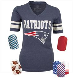 #newengland #patriots #jamberry