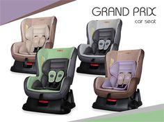 Детско столче за кола GRAND PRIX от Lorelli – ревю