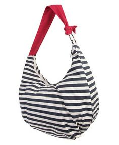 Who knew that not only are there nautical hobos, they have their own bag?