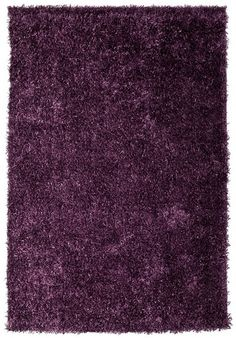 The Uber Shag Rug - Purple from Urban Barn is a unique home décor item. Urban Barn carries a variety of Rugs & Doormats and other  Accents furnishings.