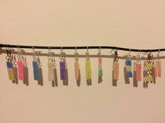 Long beads boho earrings in more colors Pink Envelopes, Cute Pink, Handmade Wooden, Boho Earrings, Coupon Codes, Beads, Colors, Stuff To Buy, Accessories