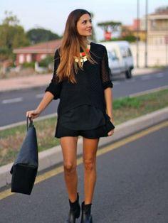 marilynscloset Outfit   Otoño 2013. Cómo vestirse y combinar según marilynscloset el 6-11-2013