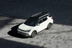 쌍용자동차 소형 SUV `티볼리 에어 가솔린` (제공=쌍용자동차)