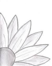 Doodle Daisy Drawing: I started drawing and ended up with this. a daisy… Doodle Daisy Drawing: I started drawing and ended up with this. Pencil Art Drawings, Drawing Sketches, Sketching, Easy Sketches To Draw, Simple Sketches, Good Sketches, Doodle Sketch, Kawaii Drawings, Disney Drawings