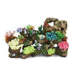 Top Fin® Stone & Coral Bubbler Aquarium Ornament at PetSmart. Shop all fish ornaments online