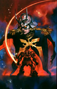 The Red Comet visits Gundam AGE - Naruto Forums: Not powered by Goose