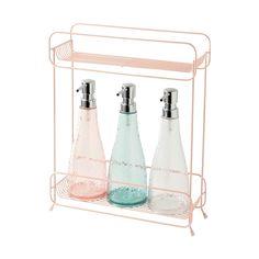 フロード 2レイヤー バスラック ピンク(ピンク) Francfranc(フランフラン)公式サイト|家具、インテリア雑貨、通販