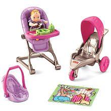 Fisher-Price Loving Family Dollhouse Furniture Set