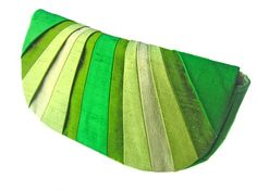 Dupion silk clutch bag by jesswitaj on Etsy $50 available in other colours...gorgeous!