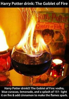 Harry Potter drink