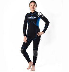SLINX 3mm Neoprene Long Sleeve Men Wetsuit Scuba Diving Wet Suit Winter Swimming Surfing Full Bodysuit Swimwear Diving Equipment
