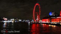 Taken from Westminster Bridge.
