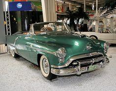 1953 Oldsmobile Ninety-Eight Convertible