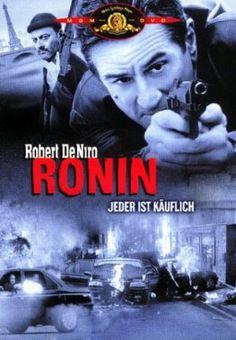 Ronin  1998 UK,USA      Jetzt bei Amazon Kaufen Jetzt als Blu-ray oder DVD bei Amazon.de bestellen  IMDB Rating 7,2 (96.818)  Darsteller: Robert De Niro, Jean Reno, Natascha McElhone, Stellan Skarsgård, Sean Bean,  Genre: Action, Crime, Drama,  FSK: 16