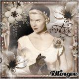 Vintage blingee