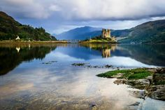 Eileen Doonan castle.
