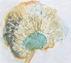 'Brain Drain' - 2011 - by Marlene Dumas (South African, b. 1953)
