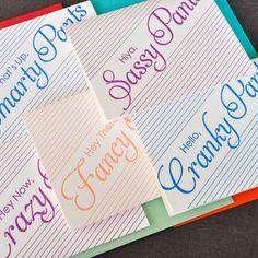 Graphic Design - Graphic Design Ideas  - pants series cards   Graphic Design Ideas :     – Picture :     – Description  pants series cards  -Read More –