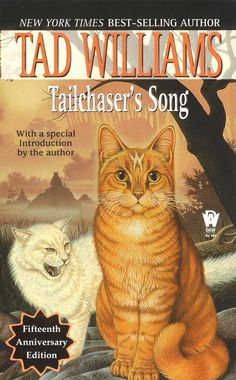 Flashback Friday Feature: Tailchaser's Song by Tad Williams