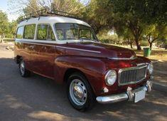 1966 Volvo P210 Duett