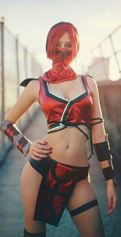 Details about  /Hot! King of Fighters Shermie Cosplay Costume