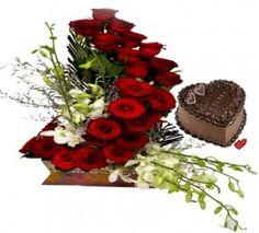 Valentine Flower Combos