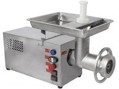 Moedor Industrial de Carne Inox - Metvisa PCL.22