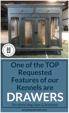 Handcrafted dog kennel and dog crate. , Handcrafted dog kennel and dog crate. Custom Dog Kennel, Wooden Dog Kennels, Dog Kennel Cover, Pet Kennels, Dog Crate Table, Diy Dog Crate, Wooden Dog Crate, Crate Bed, Dog Crate Divider