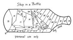 Isis folding paper ship in bottle - - Yahoo Image Search Results