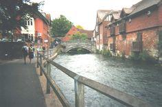 winchester, england. where i began.