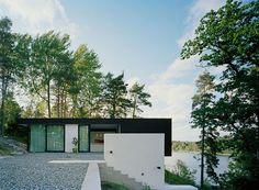The eye of Åke E:son Lindman #modern #house