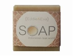 Soap - Handmade and natural.  Great for men and women! Exotic blend of Indonesian Teakwood, Patchouli, Amber, Falling Leaves, Fresh Citrus, Fireside Warmth.  $5.50   Enjoy!