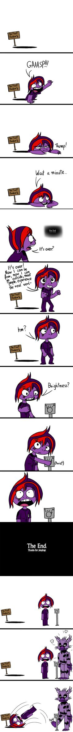Me Right Now [FnaF Comic] by Kana-The-Drifter on DeviantArt