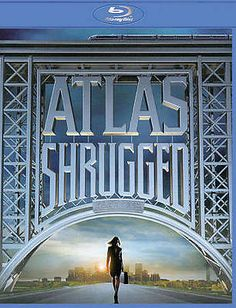 Atlas Shrugged Part I (Blu-ray Disc, 2011)