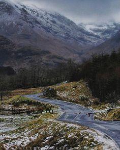 Glen Nevis, Lochaber, Scotland (Callum D. J. Banks Photography)