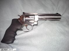 Ruger GP100 5' 357 | model 17, Custom 10/22, semi auto or pump shotgun. Only revolver I ...