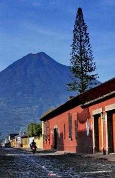 Antigua Guatemala el corazón de #Guatemala #AmamosGuate