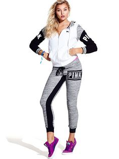 Gym Pant PINK- small was waaay too small need ***SIZE LARGE***