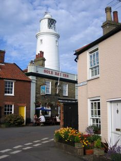 Southwolds Famous Lighthouse