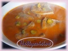 Langue de boeuf sauce piquante au Cookeo