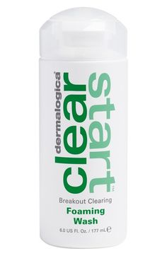 dermalogica 'Clear Start™' Breakout Clearing Foaming Wash available at #Nordstrom