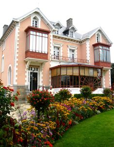 Christian Dior Museum in Granville, Normany, France