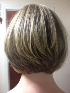 Hair Beauty - Attractive and Creative Hairstyles for Short Bob Hair - Page 2 of 4 - Fashion Oval Face Hairstyles, Layered Bob Hairstyles, Short Bob Haircuts, Straight Hairstyles, Hairstyles 2018, Hairstyle Short, Office Hairstyles, Anime Hairstyles, Hairstyles Videos