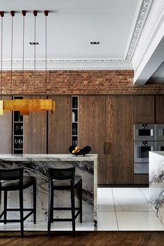 Explore our kitchen design ideas on HOUSE - design, food and travel by House & Garden, including designed by Rabih Hage