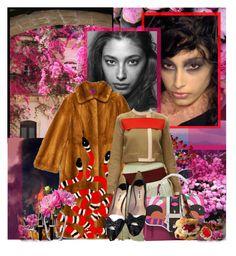 """Models: Alexandra Agoston"" by katieci ❤ liked on Polyvore featuring Hudson Jeans, Miu Miu, Topshop, 3.1 Phillip Lim, POLICE, Gucci, LSA International, Givenchy, Paula Cademartori and Oscar de la Renta"