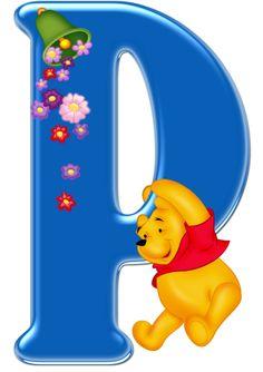 Фотография Alphabet Letters Design, Alphabet Style, Cute Letters, Letters And Numbers, Cartoon Wallpaper Hd, Rose Wallpaper, Alphabet Activities, Preschool Activities, Disney Alphabet
